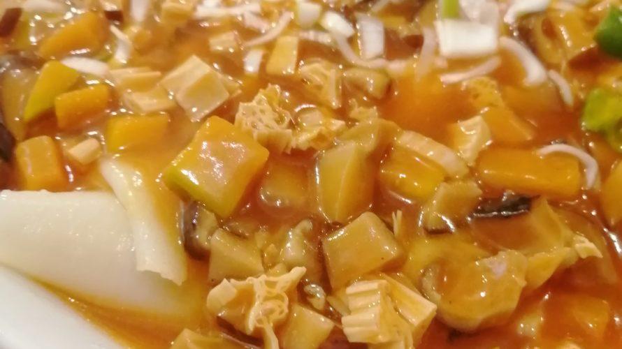 ビャンビャン麺は山西亭で
